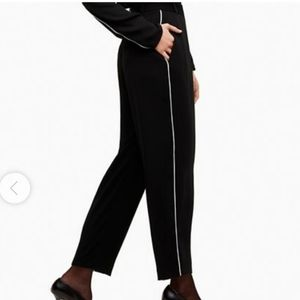 Babaton Modesto Pant, with side pinstripe